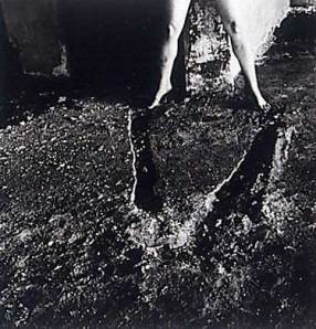 Untitled, by Francesca Woodman
